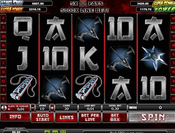 Играть в автомат Elektra / Электра