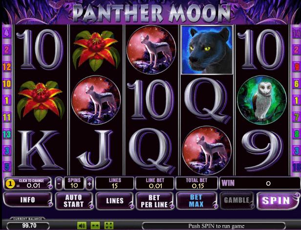 panther moon slot game