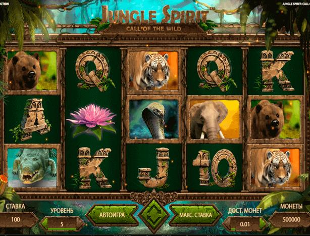 celebrity in the jungle игровой автомат