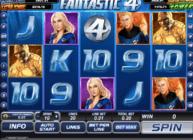 Fantastic Four / Фантастическая четверка